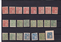 german stadt post privat post berlin  private post  stamps ref r14141