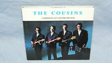 CD THE COUSINS COMPLETE 60's INSTRUMENTAL MAGIC RECORDS 2002 rock'n'roll shadows