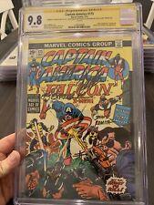 Captain America 173 cgc ss 4x  9.8 white Stan Lee Romita Buscema Highest X-men