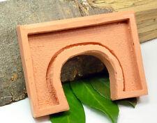 (T002) Moule en silicone pour double Portail du tunnel, Piste N