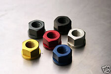 Driven Racing 6 PC Anodized Sprocket Nut Set GSXR 600/750 1000 MORE