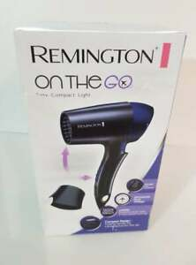 REMINGTON - ON THE GO - EASY, COMPACT/ LIGHT - D2400