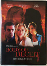 Body of Deceit - DVD - Lesbian Themed melodrama - unrated