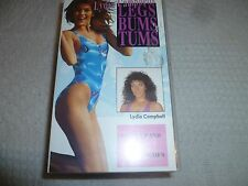 Lydia Campbells LEGS BUMS n TUMS - VHS VIDEO TAPE *956