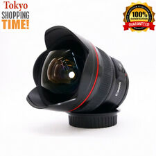 Canon EF 14mm F/2.8 L II USM Lens from Japan