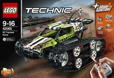 """LEGO """"RC Tracked Racer"""" Building Toy Remote Controlled Motorized Vehicle 42065 ."""