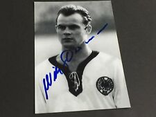 WILLI GIESEMANN DFB In-Person signed Photo 10x15