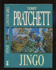Pratchett, Terry: Jingo HB/DJ 1st/1st British