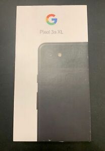 Google Pixel 3a XL - 64GB - Just Black (Sprint) BRAND NEW UNOPENED*