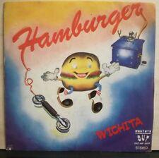WICHITA - HAMBURGER - WE LOVE - 45 GIRI NUOVO MAX BERLINS - GENNAIO 1980