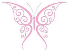 Vinyl Butterfly Deal/ Sticker/Wall/Laptop/Tablet /Car Decal + More Colors