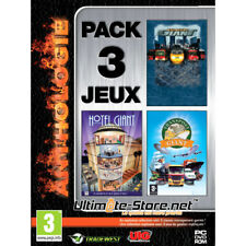 Giant Anthologie Pack 3 Jeux PC Neuf sous Blister
