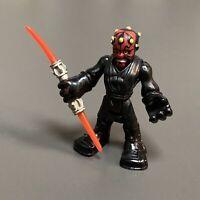 Playskool Star Wars Galactic Heroes Jedi Force DARTH MAUL Action figure