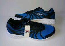 Fila Running Trainers folio 2 Blue and black Size UK 11 Mens