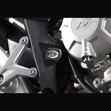 NEW R&G Racing Rahmen Abdeckung Set I MV Agusta F3 675 / 800 Frame Plugs Kit