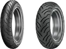 DUNLOP ELITE 130/80-17 180/65-16 TIRE SET HARLEY ELECTRA GLIDE ROAD KING STREET