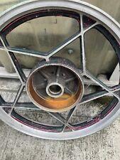Suzuki Gt250 X7  GT 250 Genuine Rear Wheel