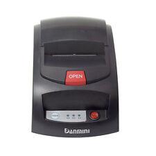 New DANMINI USB Interface Mini POS Ticket Thermal Receipt Bill Printer Black Hot