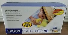 Epson Stylus Photo 780 Photo Inkjet Printer (New in Open Box)