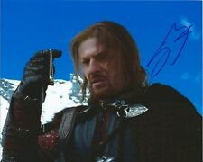 Sean Bean autograph - signed Lord of the Rings Photo - Game of Thrones