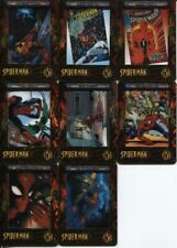 SPIDER-MAN FILMCARDZ (2002 ARTBOX) 8 OF 9 PH1-PH9 INSERT SET