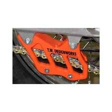 KTM 125-530 REAR CHAIN GUIDE BLOCK ORANGE RCG-KT4 MOTORCROSS 2007-2012