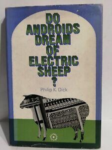 DO ANDROIDS DREAM OF ELECTRIC SHEEP? PHILIP K DICK RARE 1969 HARDBACK EDITION