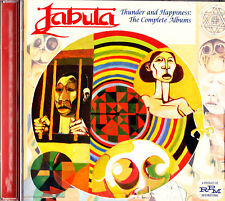 JABULA thunder and happiness: the complete albums CD NEU OVP