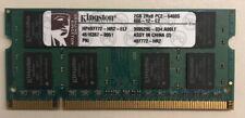 Kingston 2GB 2Rx8 PC2-6400S-666-12-E2