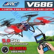 QUADRICOTTERO DRONE JJRC V686G 5.8G  FPV ( MONITOR TEMPO REALE) + 2 BATTERIE !!!
