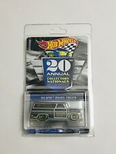 2020 Hot Wheels Charlotte 20th Annual Collectors Nationals '64 GMC Panel Truck