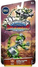 Skylanders Superchargers * Best Buy EXCLUSIVE STEEL PLATED SMASH HIT * Green