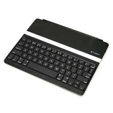 Logitech Ultrathin Bluetooth BLACK Keyboard Cover for iPad 2 3rd 4th generation