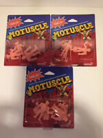 Masters of the Universe ~MOTUSCLE ~ Super7 ~ SET OF 3 ~ NEW