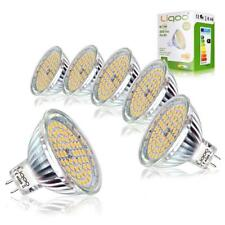 > 6er MR16 GU5,3 LED Lampe 5W Warmweiß 2800K Ra 80 hohe CRI,