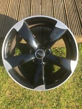 Genuine Audi Alloy Wheel 19 Rotor 19x8.5 - Repair Needed