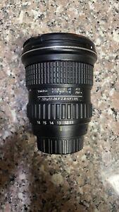 Tokina 11-16mm f/2.8 AT-X Pro DX - Nikon