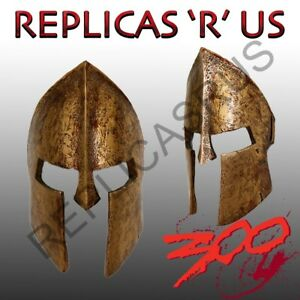 Spartan Warrior Resin Mask