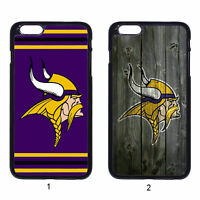 NFL Minnesota Vikings Case Cover For Samsung Galaxy Note 10+ / Apple iPhone iPod