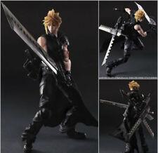 Play Arts Kai Final Fantasy VII Advent Children Cloud Strife Figure Statue Model