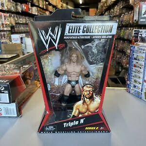 Mattel Elite Collection Series 2 Triple H Action Figure New Sealed