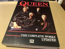 Queen The Complete Works Updated Softback Book Near Mint