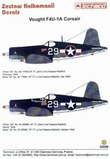 Techmod 1/32 Vought F4U-1A Corsair # 32008
