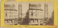 Parigi Pygmalion Francia Foto Stereo Stereoview Vintage Albumina Ca 1865