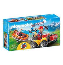 PLAYMOBIL® Action - Bergretter-Quad - Playmobil 9130 - NEU