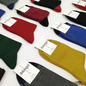 Mongolia Mercerized Merino Wool Ladies Women Men Breathable Warm Socks