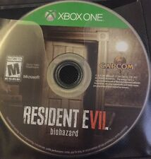 Resident Evil 7 Biohazard Xbox One. 2017 Disc Only