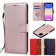 iPhone 12 mini 11 Pro Max XS XR 8 7 6 Plus Luxury Wallet Flip Leather Case Cover
