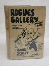 Frank Scully ROGUES GALLERY Profiles of Eminent Contemporaries 1944 Murray & Gee