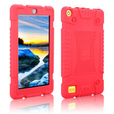 For Amazon Kindle Fire 7 7th Gen 2017 Tablet Case Shockproof Silicone Case Cover